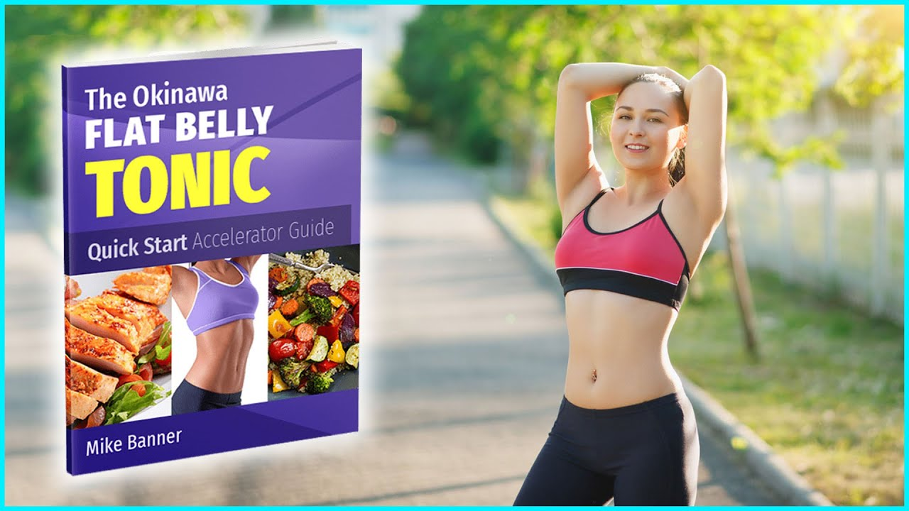 Getting Tensed For Belly Fat? Use Okinawa Flat Belly Tonic